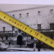 Fotografía antigua: FACHADA TRIBUNAL SUPERIOR DE JUSTICIA. PALMA DE MALLORCA. Lote 199388043