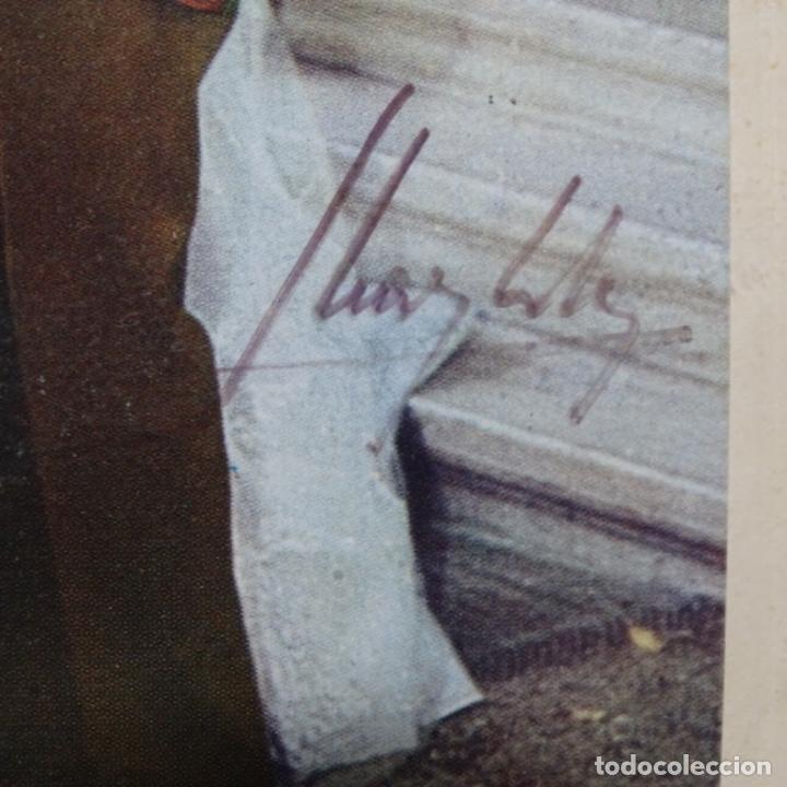 Fotografía antigua: fotografias de los reyes eméritos y don Juan de bombón y mujer.firmadas por todos.con cartas firmada - Foto 7 - 199678197