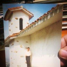 Photographie ancienne: FOTOGRAFÍA ERMITA DE ARCHANDA 1992 ORIGINAL. Lote 199892977