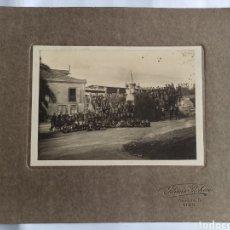 Fotografía antigua: FOTOGRAFÍA JAIME PACHECO. VIGO, GALICIA.. Lote 200342175