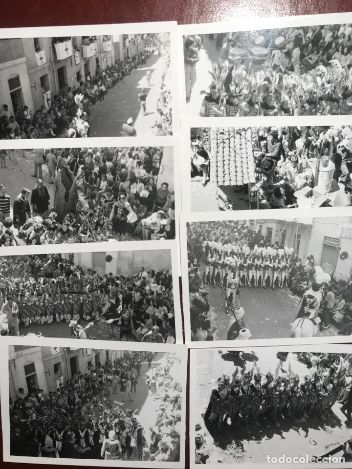 Fotografía antigua: Alcoy. Fiestas 1960.21 fotos - Foto 2 - 200376461