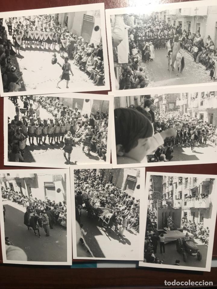 Fotografía antigua: Alcoy. Fiestas 1960.21 fotos - Foto 3 - 200376461