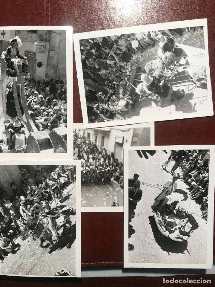 Fotografía antigua: Alcoy. Fiestas 1960.21 fotos - Foto 4 - 200376461