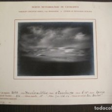 Fotografía antigua: FOTOGRAFIA DE BARCELONA OBS· FABRA-FUNDACIO CONCEPCIO RABELL-DESEMBRE 1930-VER FOTOS-(V-19.473). Lote 201202797