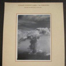 Fotografía antigua: FOTOGRAFIA DE MONTSENY TURO DE L'HOME-FUNDACIO CONCEPCIO RABELL-JUNY 1936-VER FOTOS-(V-19.474). Lote 201203007