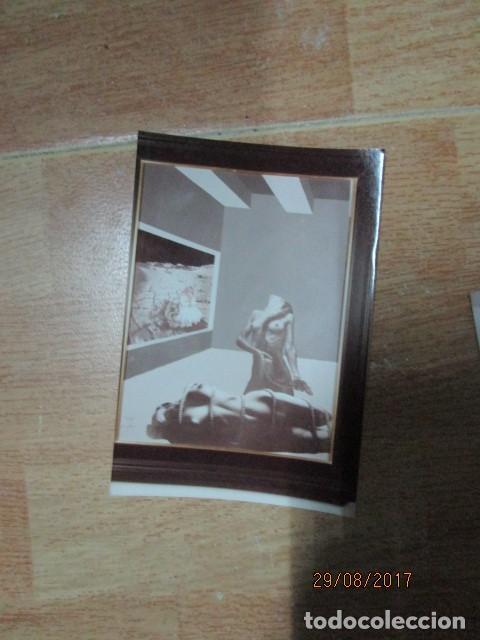 Fotografía antigua: DESNUDO PINTURA VALENCIANA FOTO ORIGINAL ANTIGUA DE CUADRO DE ANTONI FERRI - Foto 3 - 201482948