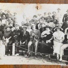 Fotografía antigua: FOTO ADALBERTO BENITEZ . SANTA CRUZ DE TENERIFE . CANARIAS .. Lote 202559070