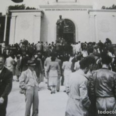 Fotografía antigua: FERIA DE VIENA-PABELLON SOVIETICO-FOTOGRAFIA ANTIGUA-VER FOTOS-(V-20.072). Lote 203397856