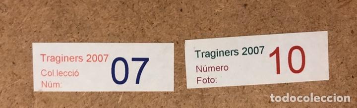 Fotografía antigua: Fotografía de autor de un antiguo porteador o traginer fiesta de Balsareny (Barcelona) enmarcada - Foto 3 - 204443862