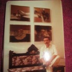 Fotografía antigua: PINTOR ANTONI FERRI FOTO ORIGINAL INEDITA ANTIGUA PINTURA VALENCIANA. Lote 204494370