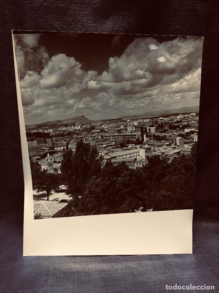FOTOGRAFÍA VISTA PARCIAL DE SORIA MINISTERIO INFORMACIÓN TURISMO FOTÓGRAFO ARRANZ 1963 (Fotografía - Artística)