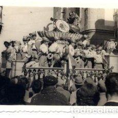 Fotografia antiga: FOTOGRAFIA ANTIGUA DE 1956 - CARNAVAL DE PUERTO REAL - CORO LOS ALEGRES TROVADORES - LEER. Lote 205455276