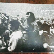 Fotografía antigua: CONCIERTO EN ESPAÑA. AÑOS 70. FOTO ORIGINAL REVELADA EN LABORATORIO. ENVIO INCLUIDO.. Lote 206371485