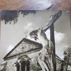 Fotografía antigua: FOTO COMPOSICION CRISTO UBEDA BARAS. Lote 206523576