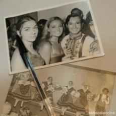 Fotografía antigua: ANTIGUA FOTO FOTOGRAFIA CARMEN SEVILLA JOSE ESPADERO LOTE DE 2 FOTOS ....... Lote 206529186