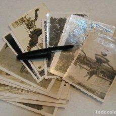 Fotografía antigua: VALENCIA ANTIGUA LOTE 18 FOTO FOTOGRAFIAS AÑOS ( 1920 - 1930 -1940 ). Lote 206533182