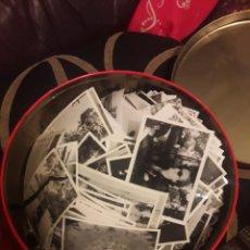 Fotografía antigua: CAJA CON 630 FOTOGRAFÍAS DE VIAJES DE LA DÉCADA DE 1950. Lote 206595973