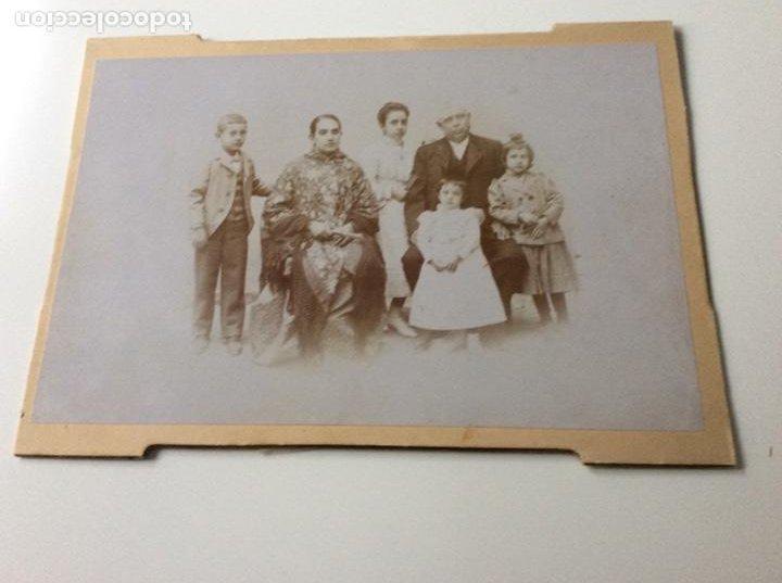 Fotografía antigua: Fotografía Eléctrica siglo XIX Prestigioso fotógrafo V. Novillo con precioso marco de mediados S.XX - Foto 3 - 157239730