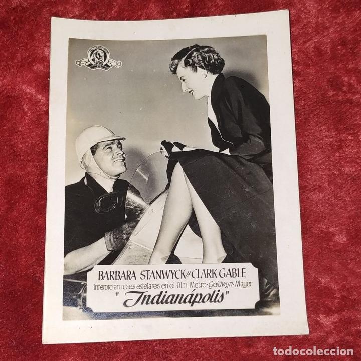 Fotografía antigua: LOTE DE FOTOGRAFÍAS DE ACTORES DE HOLLYWOOD. INFONAL FILM. ESPAÑA. CIRCA 1950 - Foto 7 - 207630897