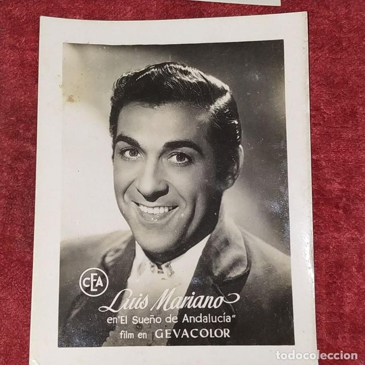 Fotografía antigua: LOTE DE FOTOGRAFÍAS DE ACTORES DE HOLLYWOOD. INFONAL FILM. ESPAÑA. CIRCA 1950 - Foto 10 - 207630897