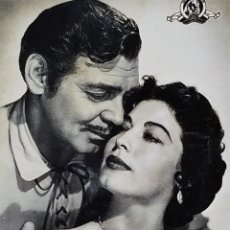 Fotografía antigua: LOTE DE FOTOGRAFÍAS DE ACTORES DE HOLLYWOOD. INFONAL FILM. ESPAÑA. CIRCA 1950. Lote 207630897