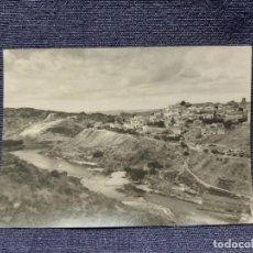 Fotografía antigua: FOTOGRAFÍA VISTA PARCIAL DE TOLEDO RÍO TAJO BLANCO NEGRO AÑOS 50 60 7 X 10 CM. Lote 207756935