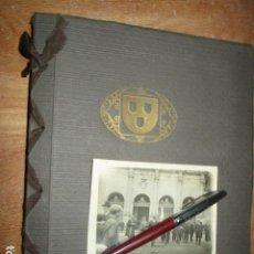 Fotografía antigua: CATALUÑA ALBUM MILITAR MOLLERUSSA MOLLERUSA LERIDA CATALUÑA CIRCA REPUBLICA AÑOS 30 Y 40. Lote 189131458