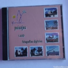 Fotografía antigua: CD MURCIA 1600 FOTOGRAFÍAS DIGITALES NUEVO SIN ABRIR. Lote 208152183