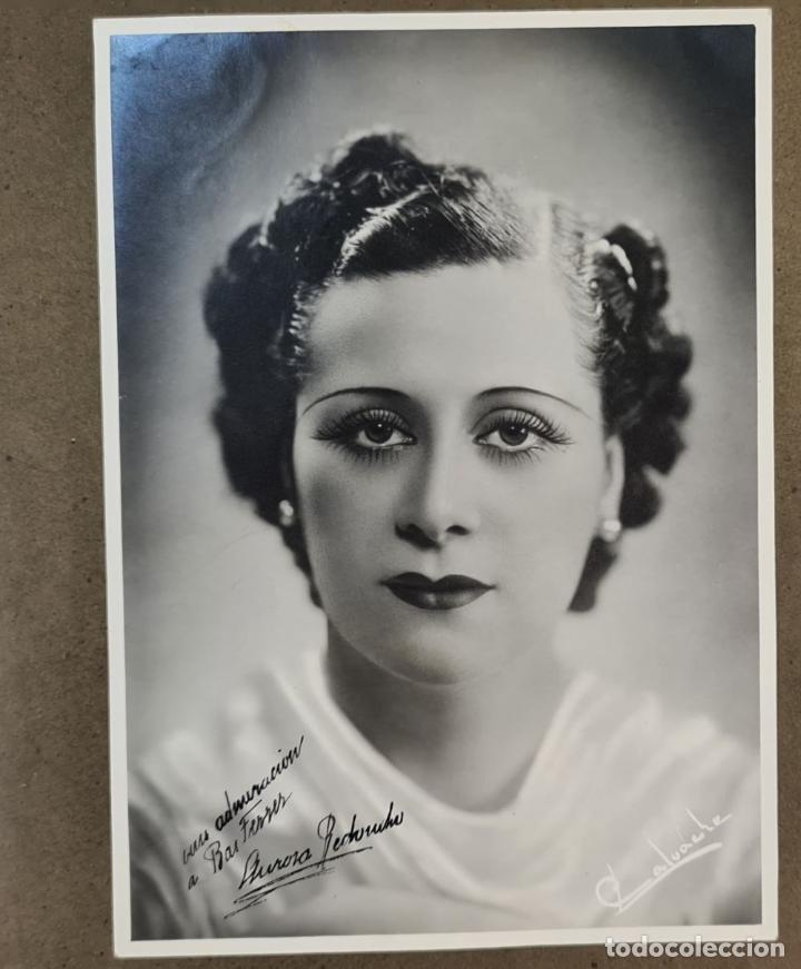 Fotografía antigua: ÁLBUM DE 107 FOTOGRAFÍAS DE VARIOS ARTISTAS. FIRMADAS. DÉCADA DE 1940. - Foto 2 - 208212667