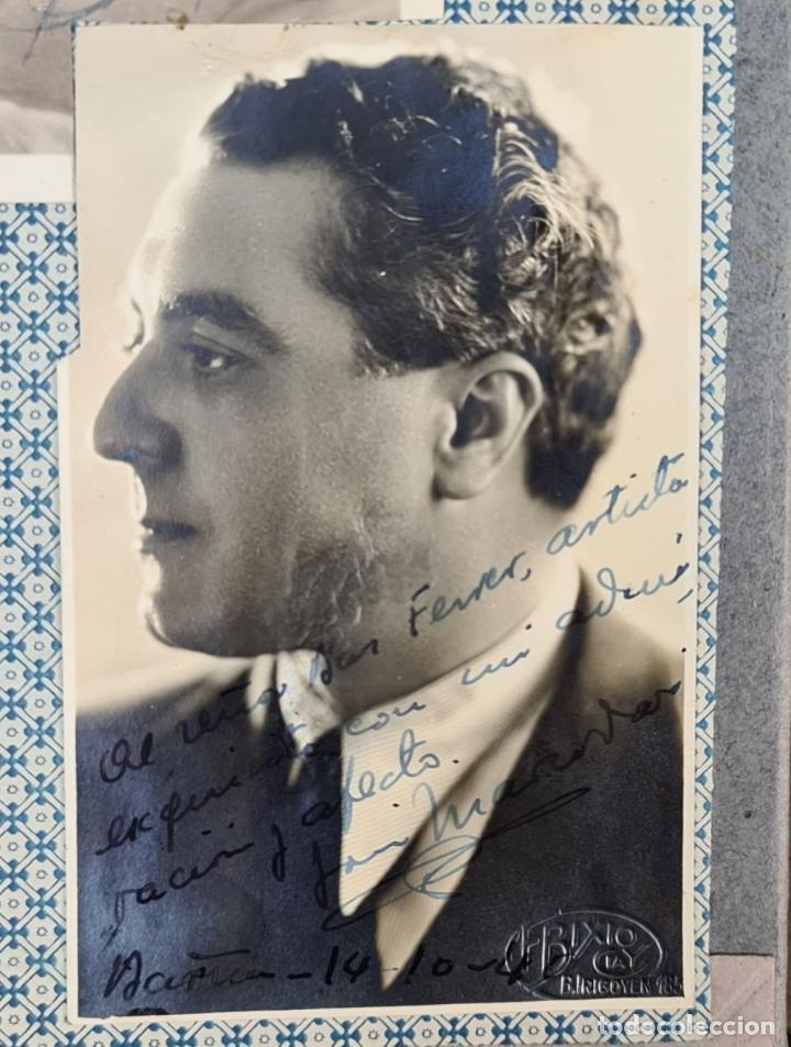 Fotografía antigua: ÁLBUM DE 107 FOTOGRAFÍAS DE VARIOS ARTISTAS. FIRMADAS. DÉCADA DE 1940. - Foto 3 - 208212667