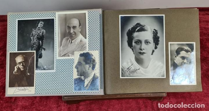 Fotografía antigua: ÁLBUM DE 107 FOTOGRAFÍAS DE VARIOS ARTISTAS. FIRMADAS. DÉCADA DE 1940. - Foto 5 - 208212667