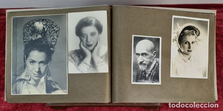 Fotografía antigua: ÁLBUM DE 107 FOTOGRAFÍAS DE VARIOS ARTISTAS. FIRMADAS. DÉCADA DE 1940. - Foto 7 - 208212667