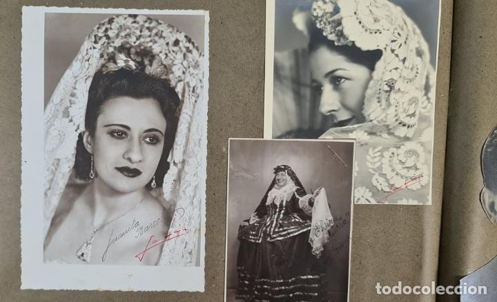 Fotografía antigua: ÁLBUM DE 107 FOTOGRAFÍAS DE VARIOS ARTISTAS. FIRMADAS. DÉCADA DE 1940. - Foto 9 - 208212667