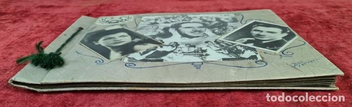 Fotografía antigua: ÁLBUM DE 107 FOTOGRAFÍAS DE VARIOS ARTISTAS. FIRMADAS. DÉCADA DE 1940. - Foto 10 - 208212667