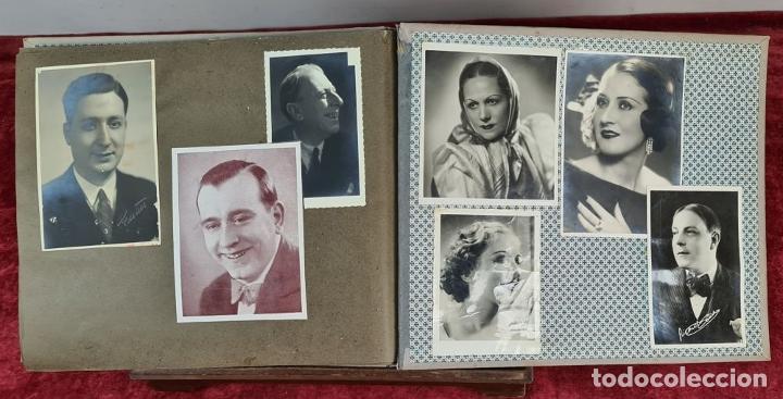 Fotografía antigua: ÁLBUM DE 107 FOTOGRAFÍAS DE VARIOS ARTISTAS. FIRMADAS. DÉCADA DE 1940. - Foto 11 - 208212667