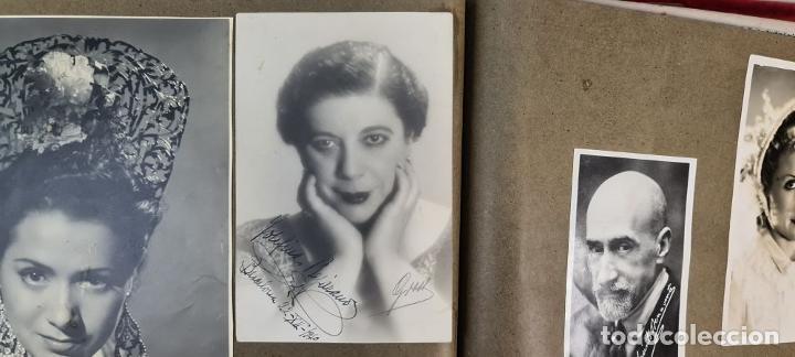 Fotografía antigua: ÁLBUM DE 107 FOTOGRAFÍAS DE VARIOS ARTISTAS. FIRMADAS. DÉCADA DE 1940. - Foto 12 - 208212667