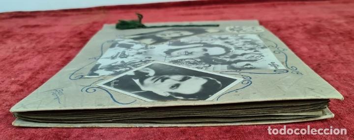 Fotografía antigua: ÁLBUM DE 107 FOTOGRAFÍAS DE VARIOS ARTISTAS. FIRMADAS. DÉCADA DE 1940. - Foto 13 - 208212667