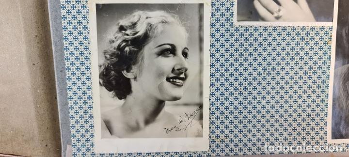 Fotografía antigua: ÁLBUM DE 107 FOTOGRAFÍAS DE VARIOS ARTISTAS. FIRMADAS. DÉCADA DE 1940. - Foto 15 - 208212667