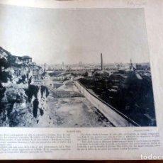 Fotografía antigua: BARCELONA A LA VISTA - ÁLBUM DE FOTOGRAFÍAS INEDITAS 1900 - SEGUNDA SERIE - 352 FOTOS. Lote 208574513