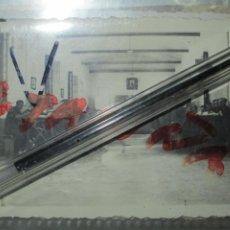 Fotografía antigua: ALBUM CUARTEL AVIACION FUERZAS AEREAS MELILLA EN GUERRA CIVIL 1938 SALON COMEDOR E INSTALACIONES. Lote 210110280