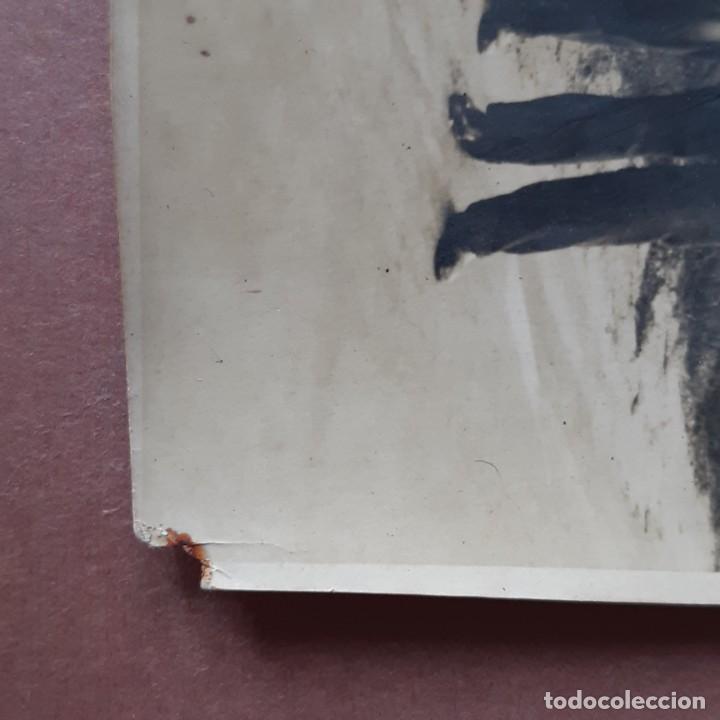 Fotografía antigua: ANTIGUA FOTOGRAFÍA GRUPO DE HOMBRES CON 2 MUJERES. AÑOS 20? 30? FRANCIA? - Foto 7 - 210587161