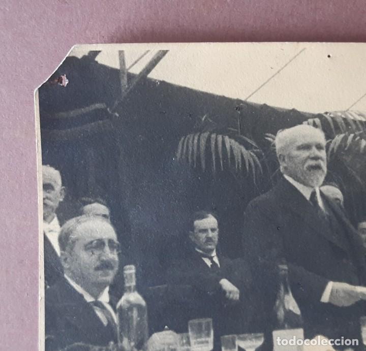Fotografía antigua: ANTIGUA FOTOGRAFÍA GRUPO DE HOMBRES. AÑOS 20? FRANCIA? - Foto 2 - 210587473