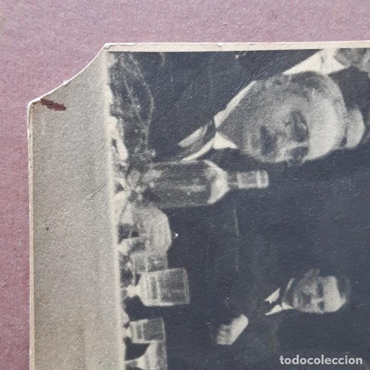 Fotografía antigua: ANTIGUA FOTOGRAFÍA GRUPO DE HOMBRES. AÑOS 20? FRANCIA? - Foto 4 - 210587473