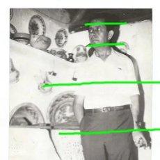 Fotografía antigua: DON JOSÉ. DOCTOR D. JOSÉ ANTONIO JARA MUÑOZ. MÉDICO PEDIATRA. MURCIA. FOTÓGRAFO DESCONOCIDO.. Lote 210619193