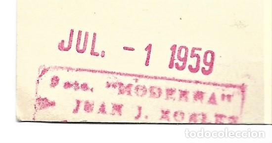 Fotografía antigua: RETRATO DE UNA MONJA - FECHADA EN SEVILLA JULIO 1959 - Foto 3 - 211396026