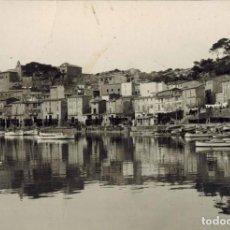 Fotografía antigua: FOTOGRAFÍA DEL PUERTO DE SOLLER, Nº 595. 155 X 106 MM. SOBRE CARTÓN DURO.. Lote 211731098