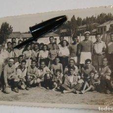 Fotografía antigua: ANTIGUA FOTO FOTOGRAFIA EQUIPO DE FUTBOL JUGADORES DE FUTBOL FUTBOLISTAS (20 - 7 - 2). Lote 212241897