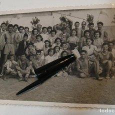 Fotografía antigua: ANTIGUA FOTO FOTOGRAFIA EQUIPO DE FUTBOL JUGADORES DE FUTBOL FUTBOLISTAS (20 - 7 - 2). Lote 212242111