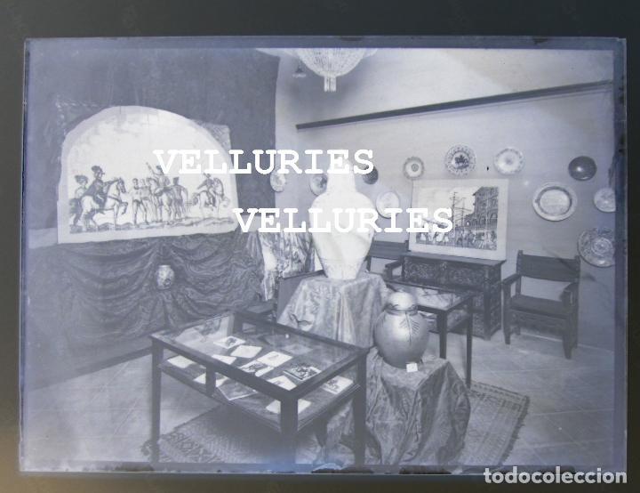 Fotografía antigua: GALERIES LAIETANES. XAVIER NOGUÉS. ARAGAY. 8 PLACAS NEGATIVO Y DOS FOTOS PAPEL - Foto 12 - 212372067