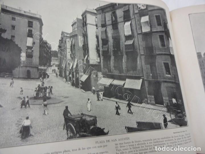 Fotografía antigua: BARCELONA a la vista. Fotografías de la capital y alrededores. Album Libreria Española - Foto 3 - 213775811